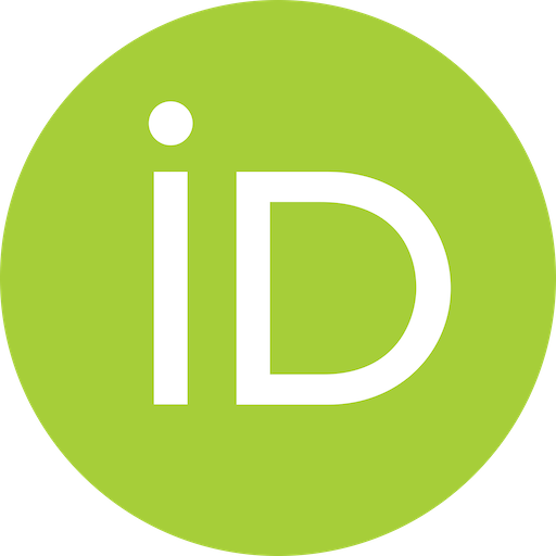 Icon linking to orcid.com